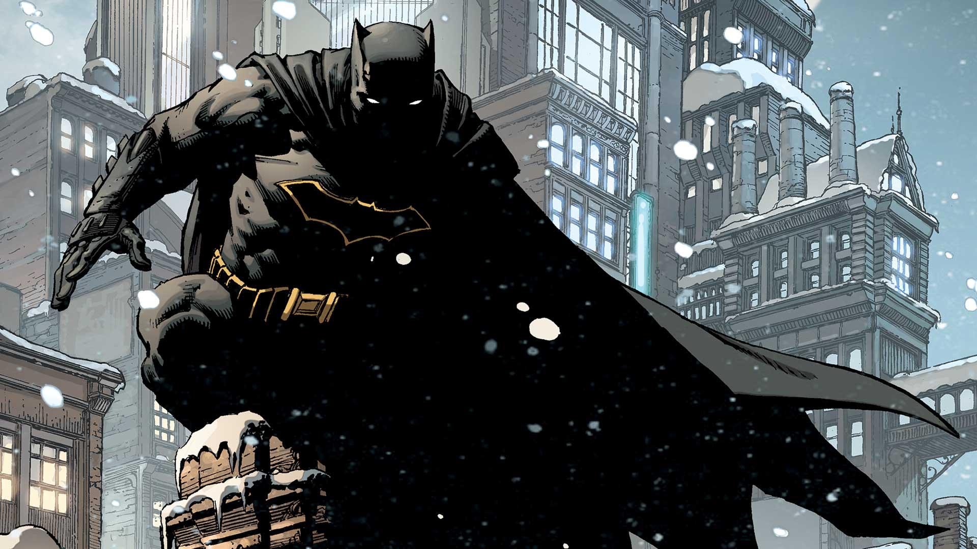 David S. Goyer Returns to the Dark Knight with Batman Unburied